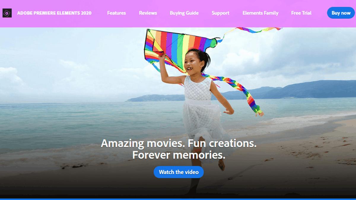 Adobe Premiere Element - Video Editing Software