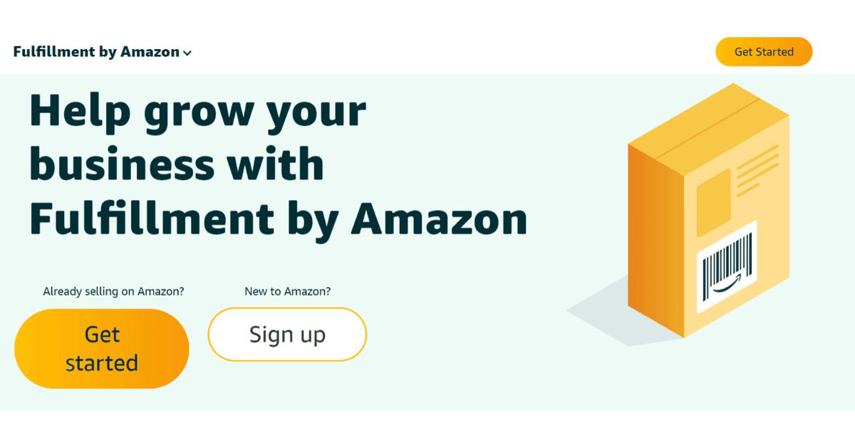 Amazon - Fulfillment