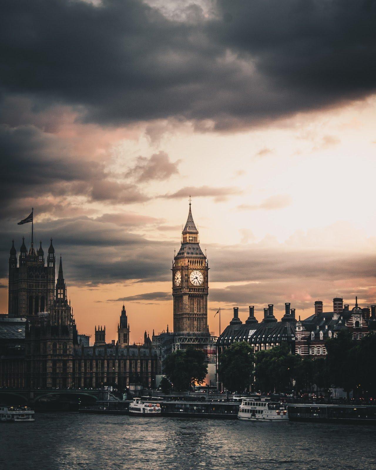Big Ben Elizabeth Tower London