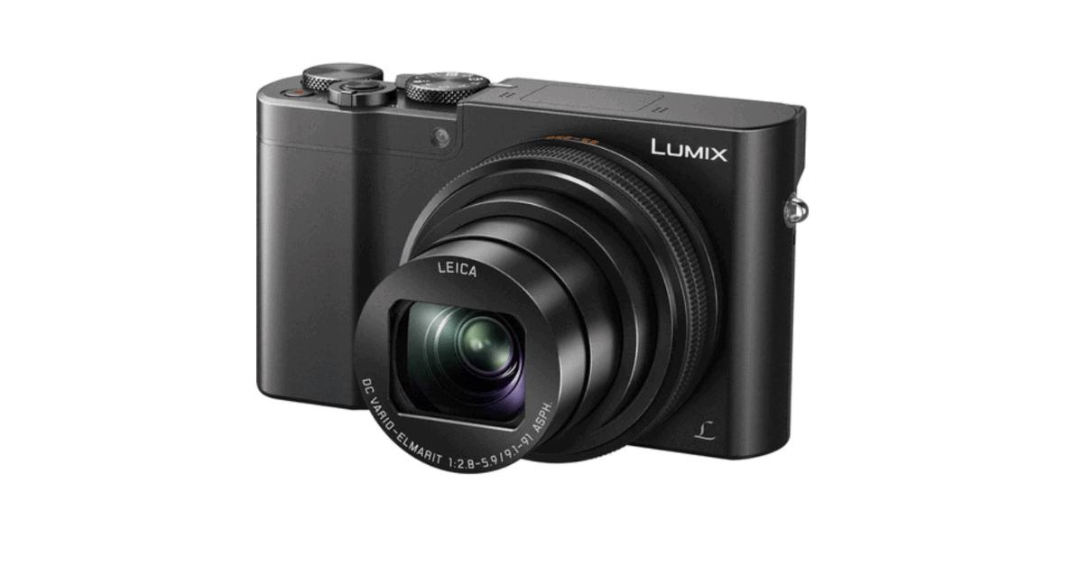 Camera for Vlogging - PANASONIC LUMIX ZS100 4K