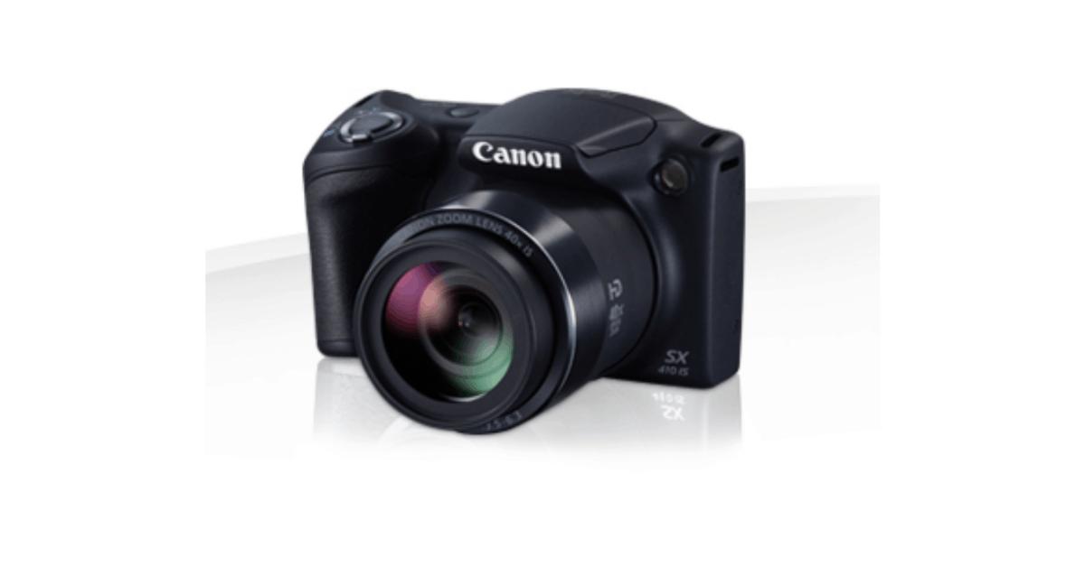 Canon Powershot SX140 IS - Cheaper Camera