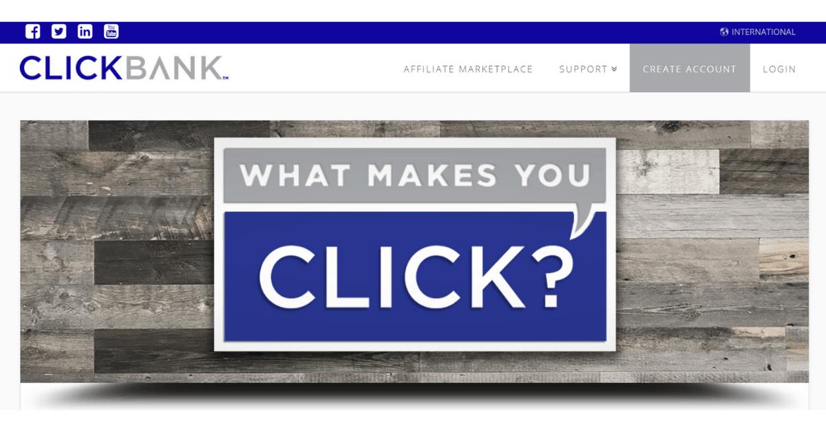 Clickbank - Diventa un affiliato Marketer