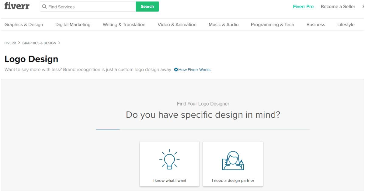 Fiver - Creating Unique Brand