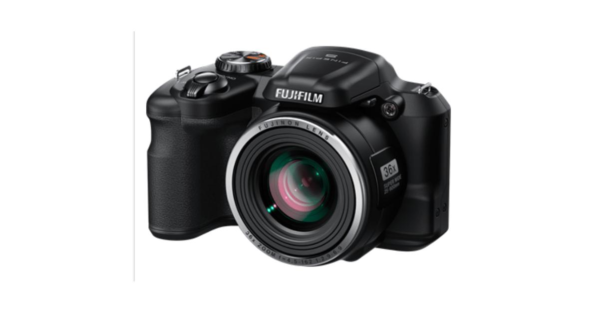 Fujifilm FinePix S8600 16 MP - Cheaper Camera