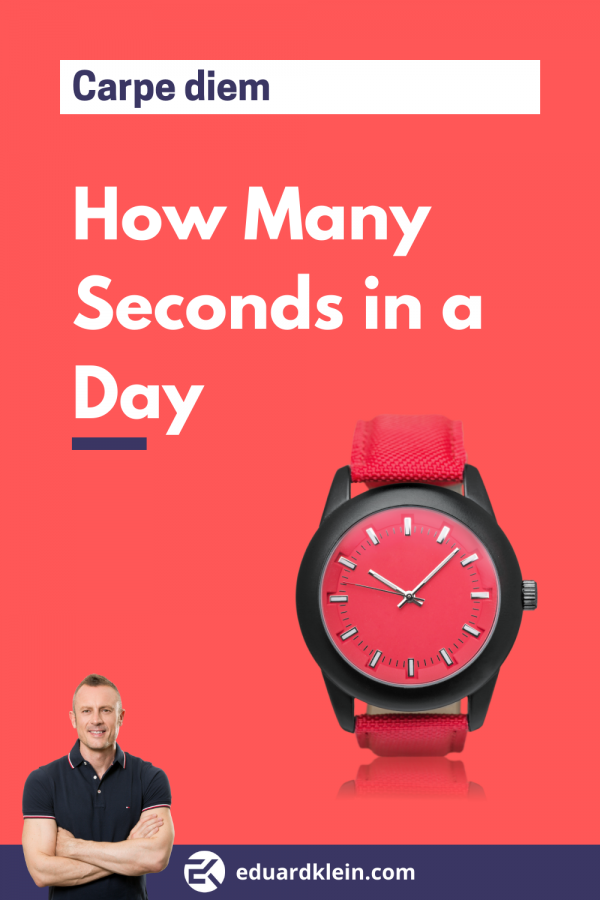 How Many Seconds in a Day
