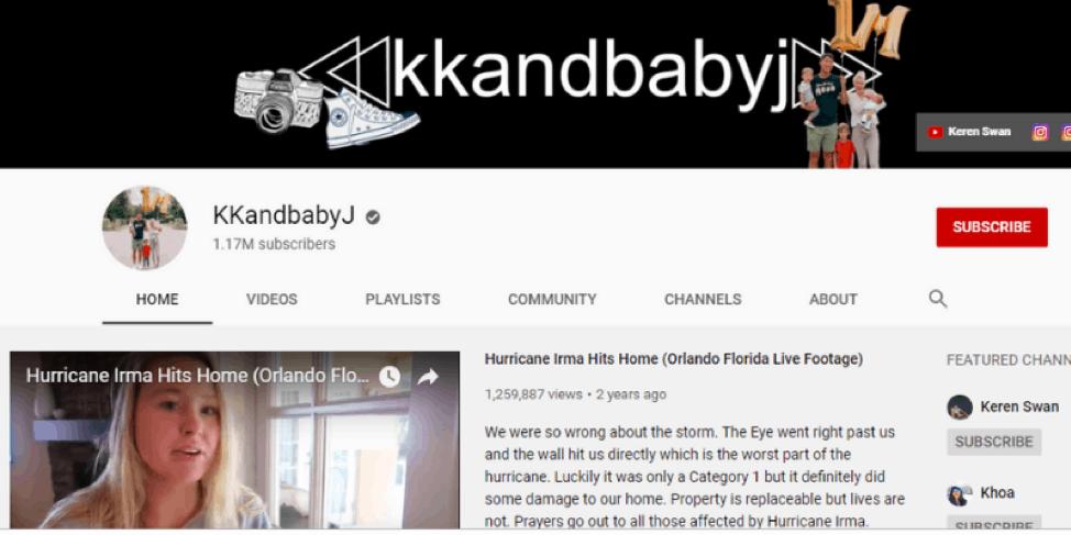 KKandbabyJ-Youtube
