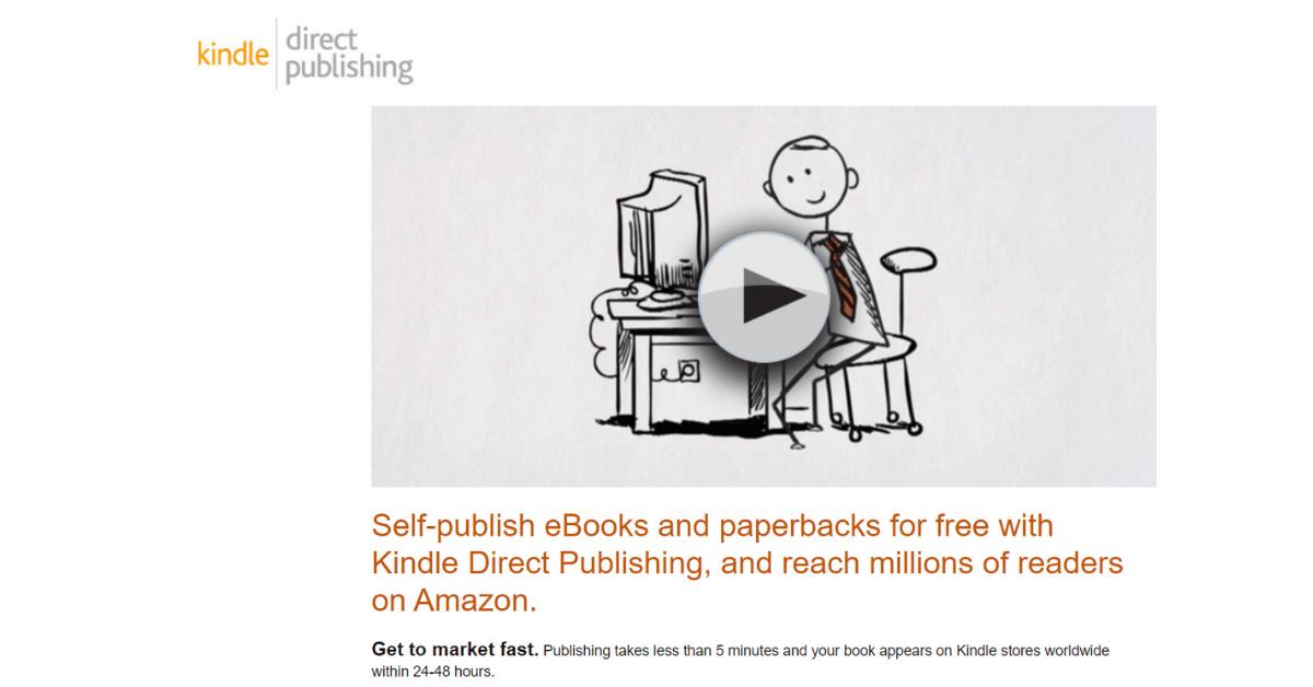 Kindle - Direct Publishing