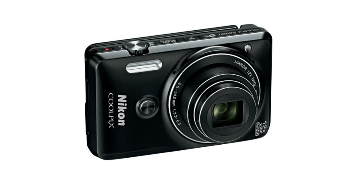 Nikon Cool Pix S6900 - Cheap Camera