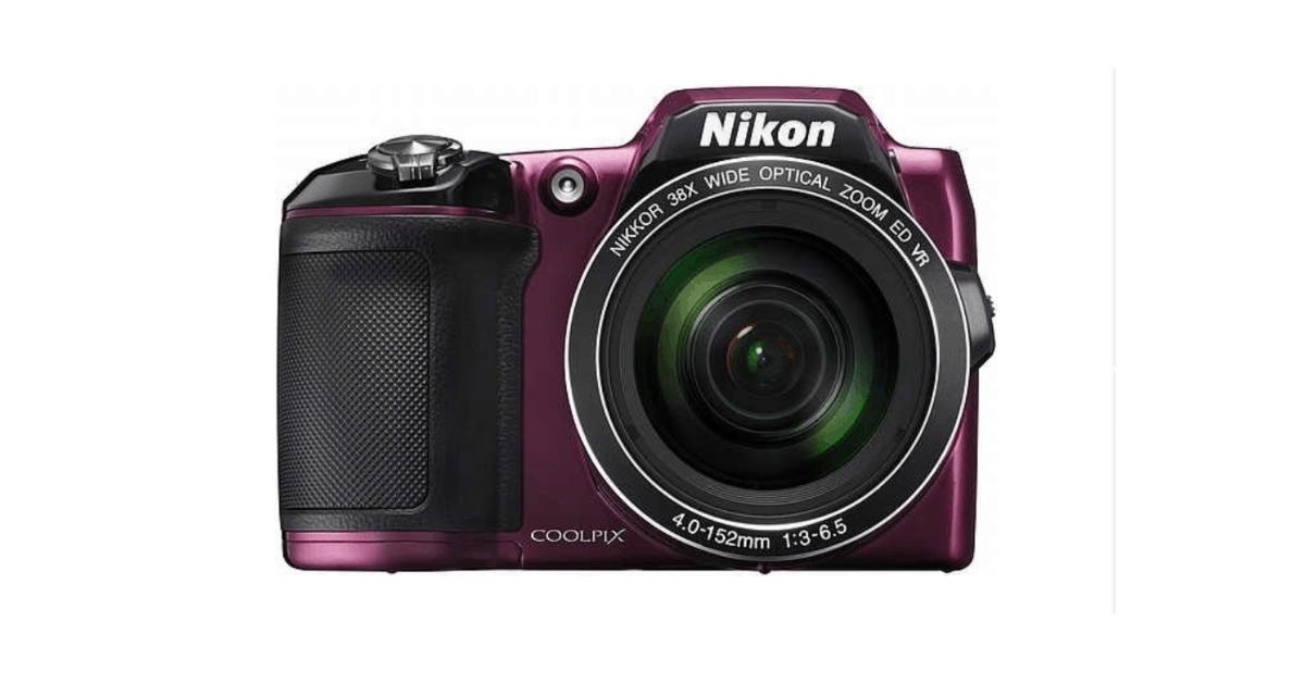 Nikon Coolpix L840 - Cheaper Vlogging Camera