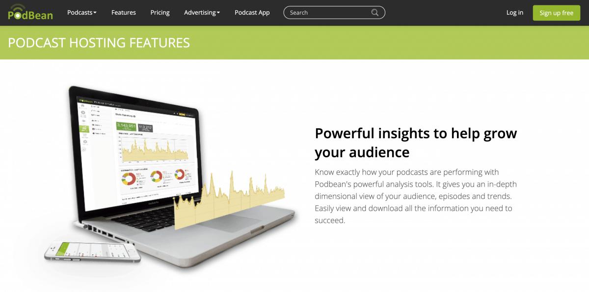 Podbean Podcast Analytics