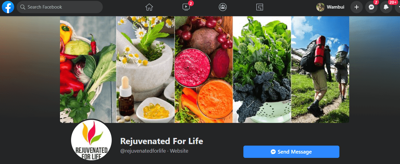 Rejuvinated for life