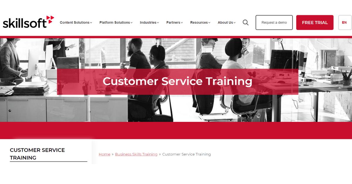 Skillsoft- How Much Customer Service Representatives Make