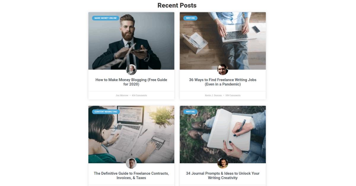 Smart Blogger - Top-Performing Blog