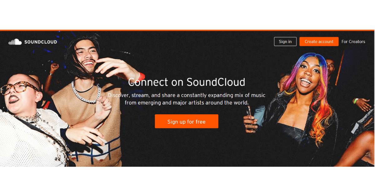 Soundcloud: crea i tuoi Jingle