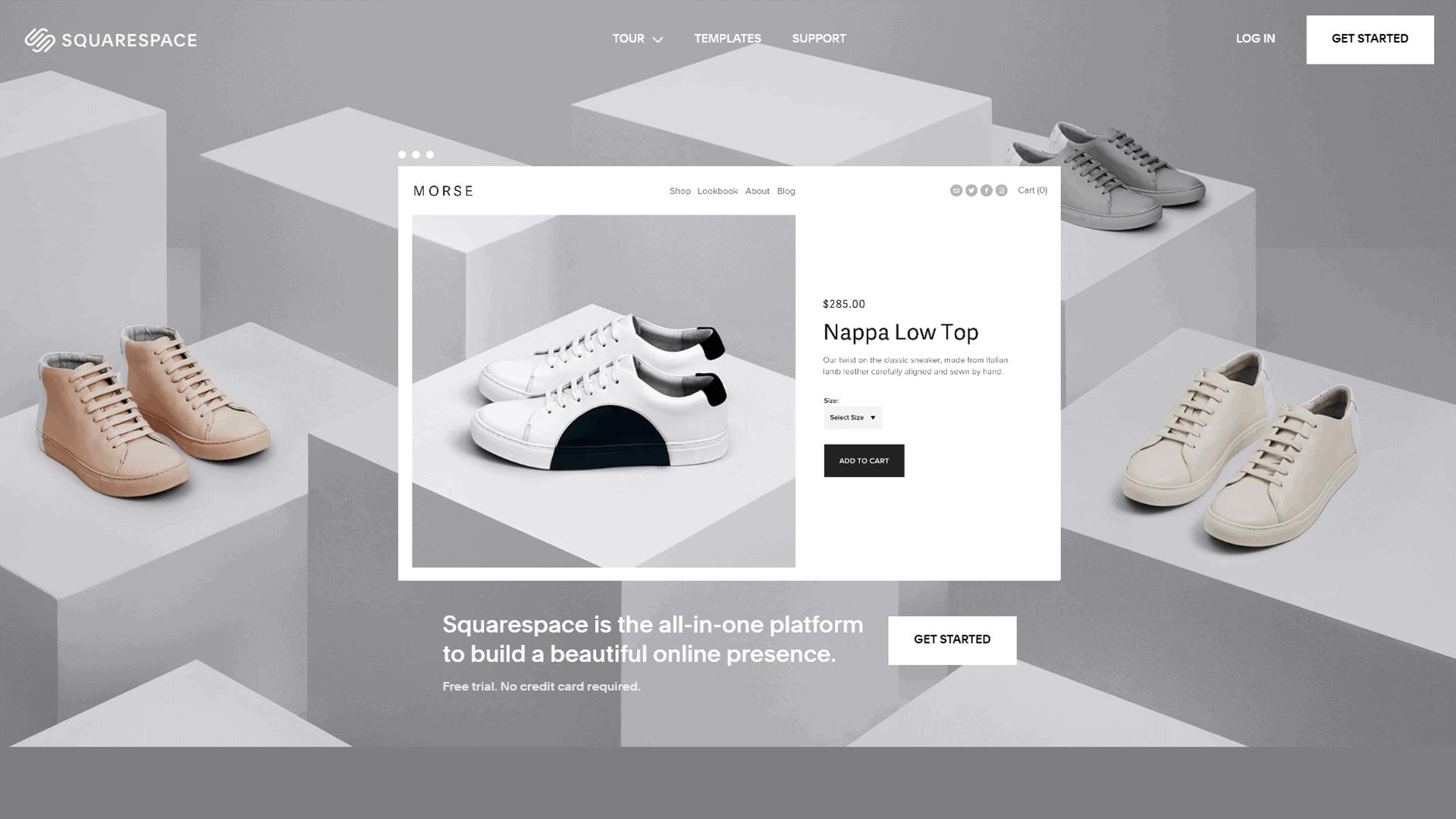 Squarespace-builde