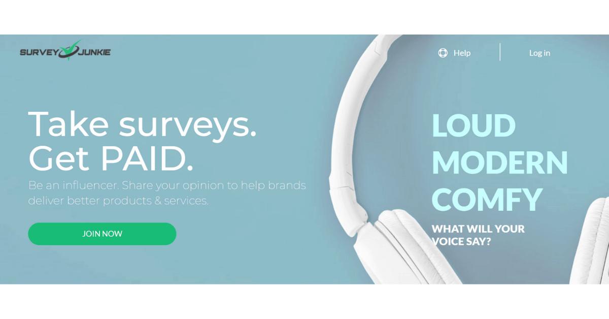 Take Surveys - Earn Money
