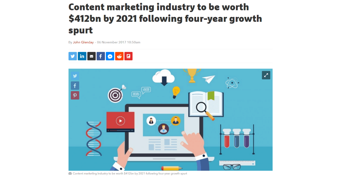 The Drum - Content Marketing