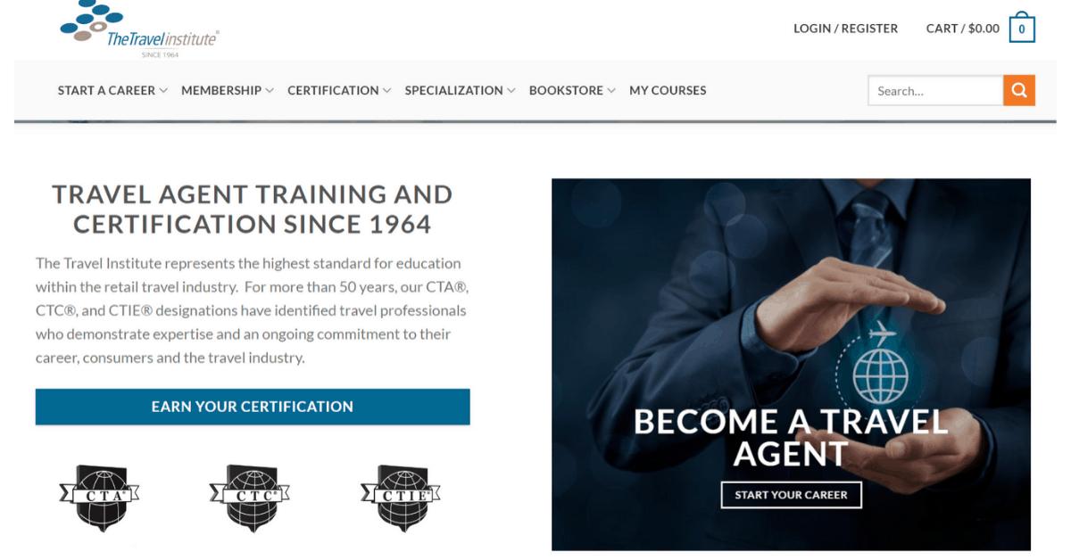 The Travel Institute - Online Travel Agent