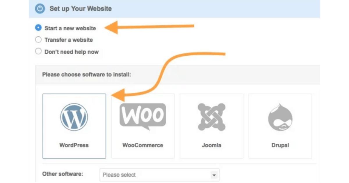 WordPress - CMS Installation