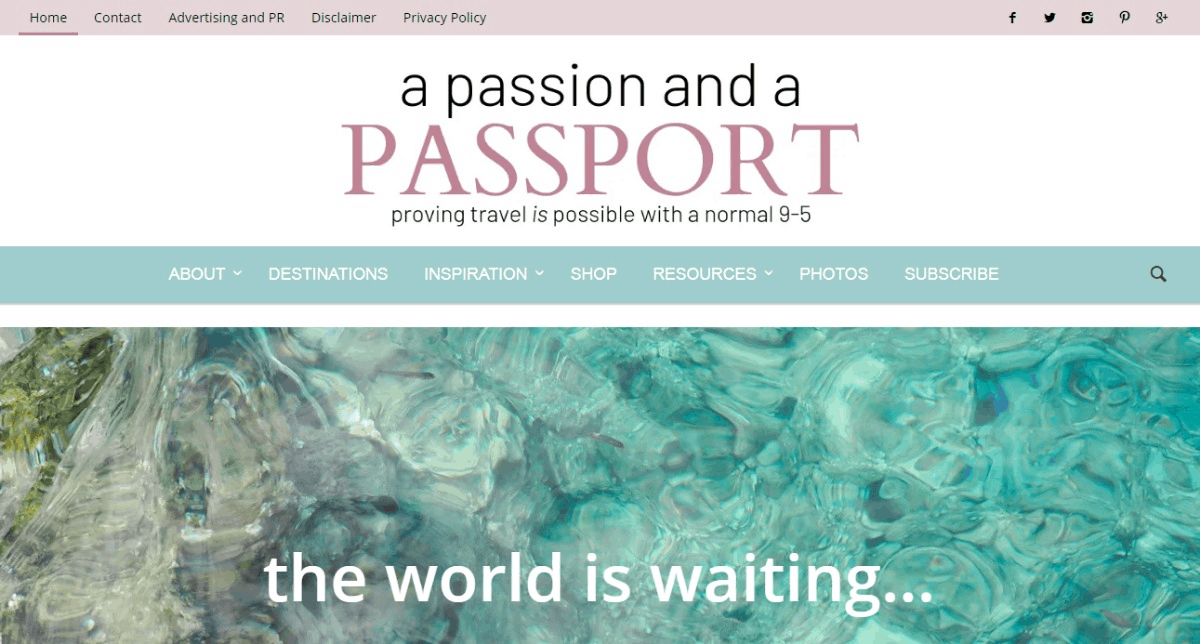 A Passion And A Passport Travel Blog