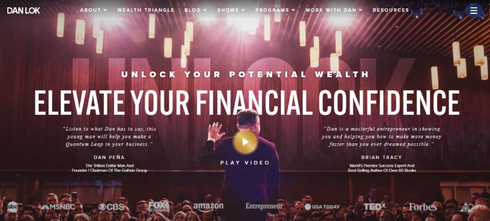 Dan Lok Unlock Your Potential Wealth