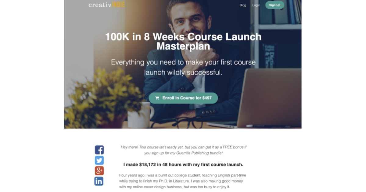 Derek Murphy - Online Course