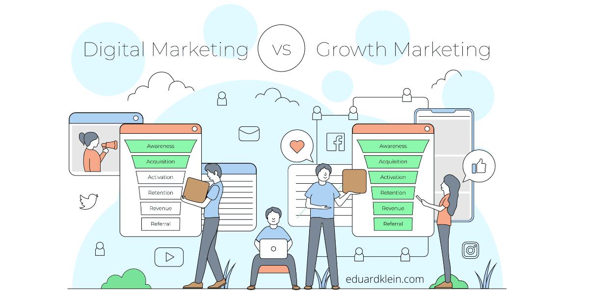 Digital Marketing vs. Growth Marketing