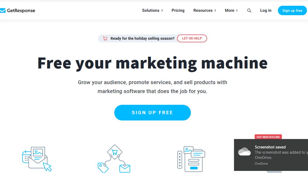 Ottieni risposta Email Marketing Services