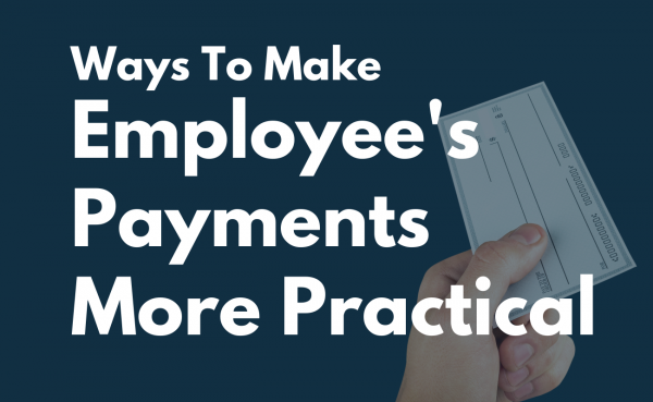 Employee payment