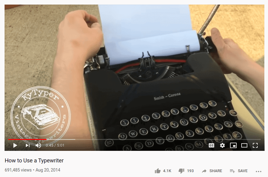 Etsy-youtube-channe