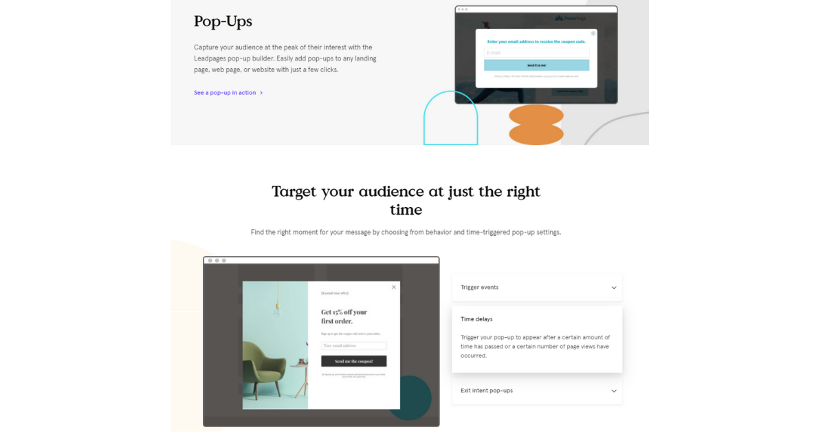 Leadpages - Capture and Convert