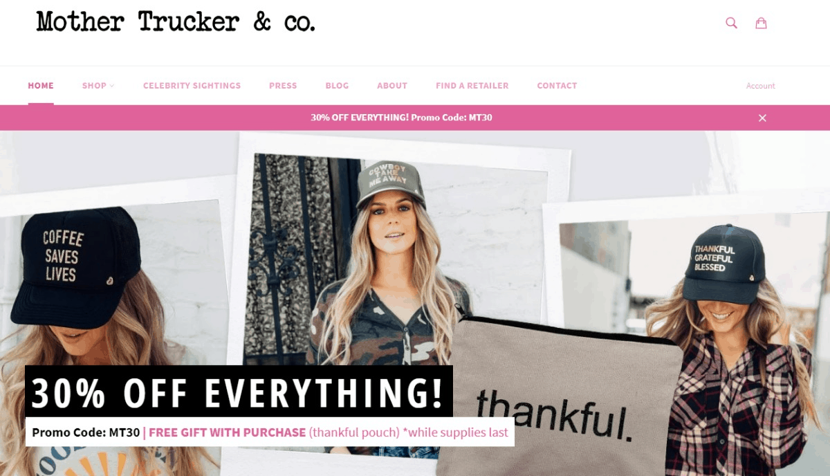 Mother Trucker Co