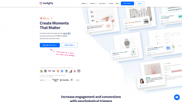 Nudgify App