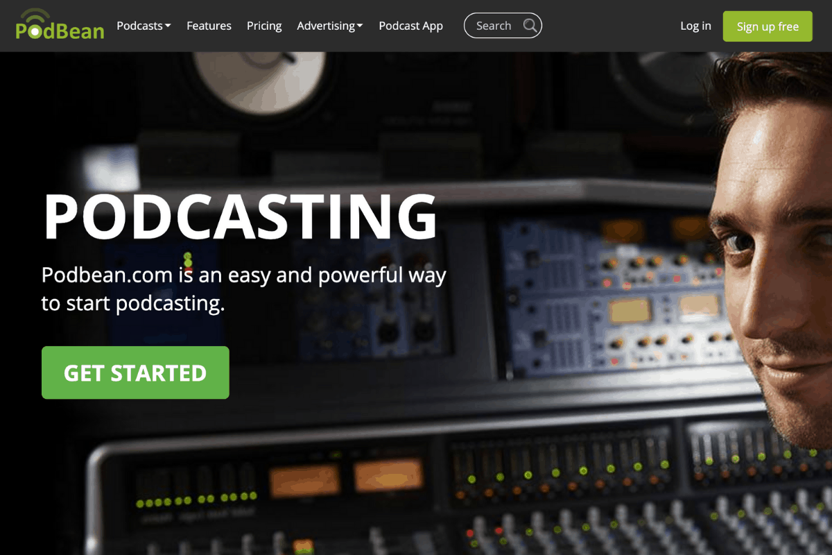 Podbean Podcast Hosting