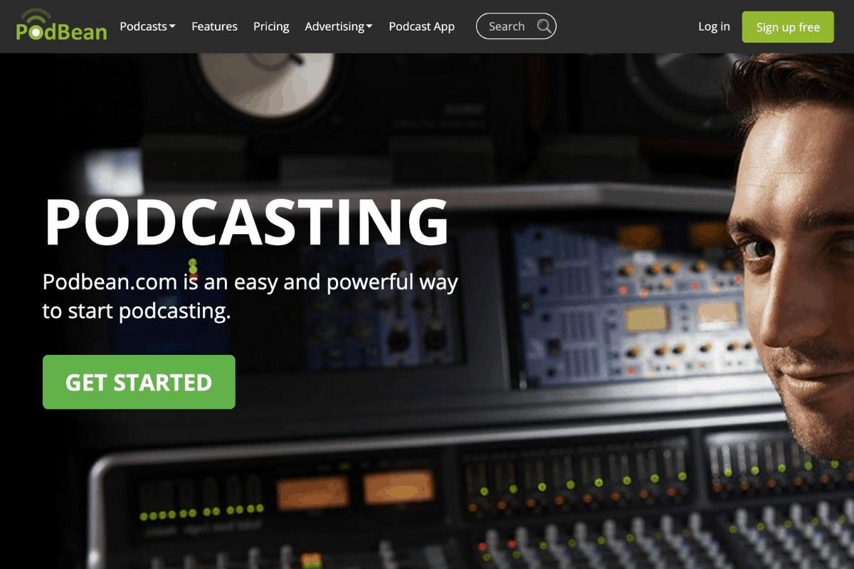 Podbean Podcast Hosting