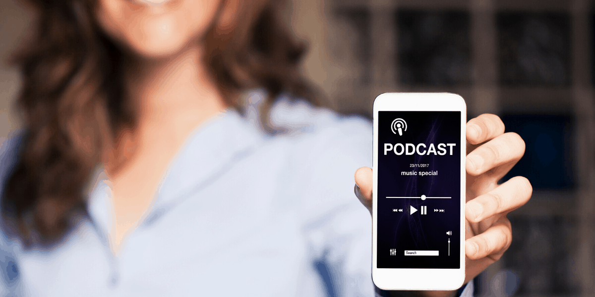 Podcast Sponsoring Mobile Phone