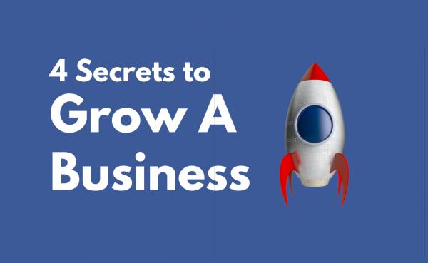 Secrets to grow a business