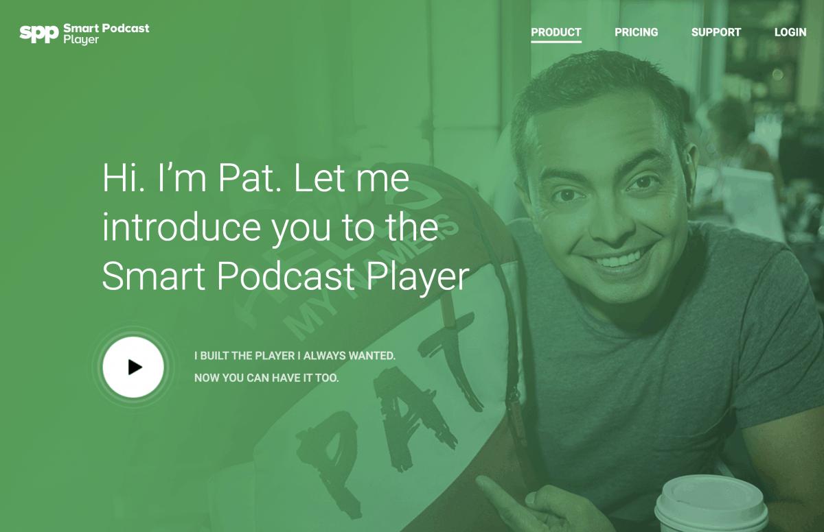 Smart Podcast Player Podcast Hosting