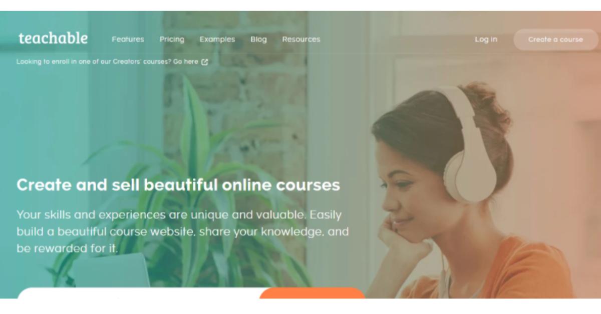 Teachable - Online Course Platform