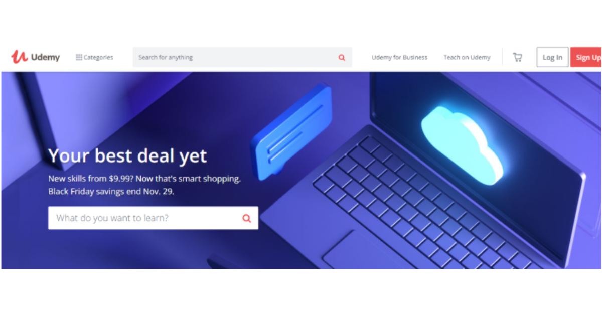 Udemy - Online Education Platform