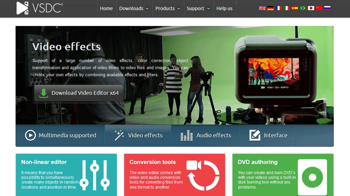 VSDC - Video Editing Software