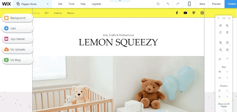 wix-lemon